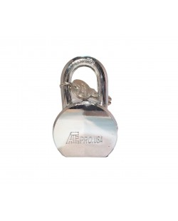 65mm Solid Steel Padlock Hardened Shackle