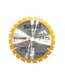 "Dewalt Framing Blade 7 1/4"" Series 20"