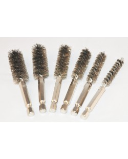 Stainless Steel Wire Brush- 6 Available Sizes
