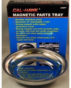 "6"" MAGNETIC PARTS TRAY"