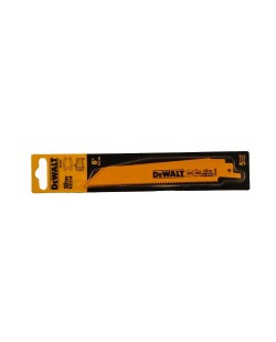 "Dewalt 6"" 10TPI Bi-Metal and Wood 5 Pack"